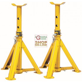 ADJUSTABLE TRIPOD STAND MAX LOAD 2t PAIR OF 2 PIECES