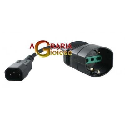 IEC SCHUKI CONVERTER CABLE FOR UPS