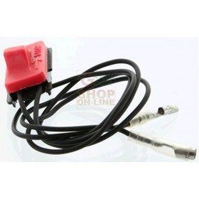 SHUT-OFF ELECTRIC CABLE FOR JET-SKY 30-40 BRUSHCUTTERS