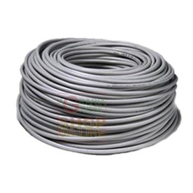 THREE-POLE ELECTRIC CABLE SECT. 3 X 1,5 GRAY
