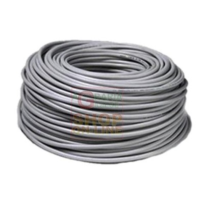 THREE-POLE ELECTRIC CABLE SECT. 3 X 2,5 GRAY