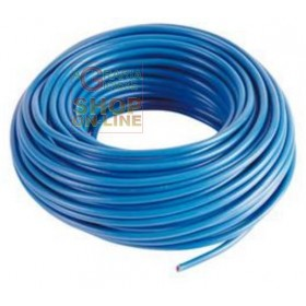 ELECTRIC CABLE UNIPOLAR SECTION 1 X 1,5 BLUE MT. 100