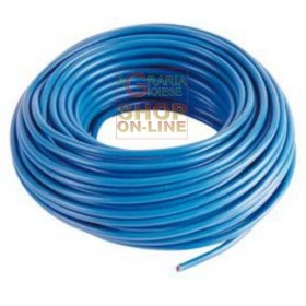 UNIPOLAR ELECTRIC CABLE SECTION 1 X 2,5 BLUE MT. 100