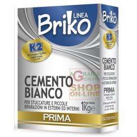CEMENTO BIANCO PER STUCCATURE KG. 1