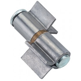 HINGES FOR IRON TO BE WELDED WITH 2 WINGS 1/2 MAXI PIN AND