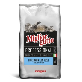 MIGLIORGATTO KG. 17 PROFESSIONAL WITH FISH