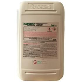 CHEMIA GLISTER ERBICIDA SISTEMICO DI POST-EMERGENZA AD AZIONE TOTALE A BASE DI GLIFOSATE LT. 20