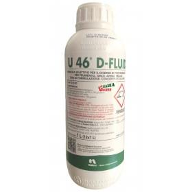 CHEMIA U 46 D-FLUID SELECTIVE HERBICIDE WIDE LEAF 2-4D LT. 1