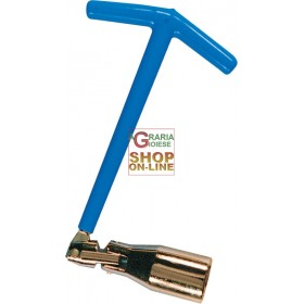 KEY FOR CANDLE WITH DOUBLE JOINT MM. 21