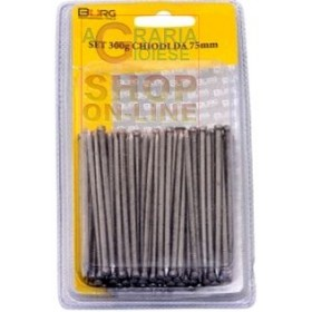 GALVANIZED NAILS MM. 50 GR. 300