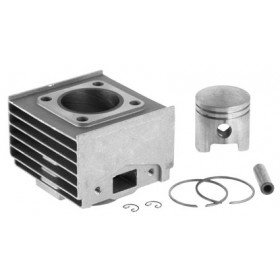 COMPLETE CYLINDER AND PISTON FOR 46 CM ENGINE