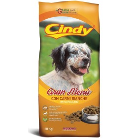 CINDY FOOD FOR DOGS CROQUETTES WITH WHITE MEAT KG. 20