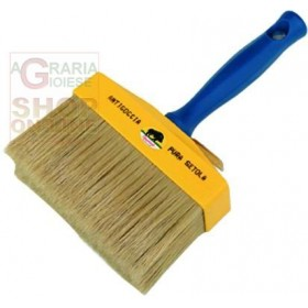 BOAR BRUSH 212 BLOND BRISTLE WITH PLASTIC HANDLE MM. 50 X 150