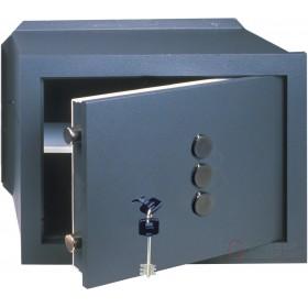 CISA SAFE WITH MECHANICAL C KEY 3 COMBINATION CM. 42X30X20