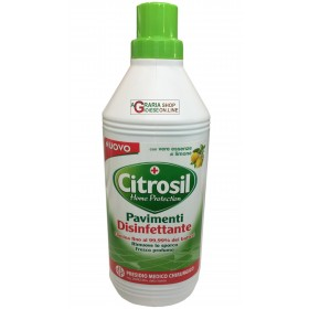 CITROSIL DISINFECTANT FOR FLOORS AGAINST GERMS AND BACTERIA ML. 900