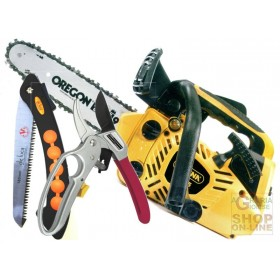 ALPINA CHAINSAW FOR PRUNING A305 KIT SAW SCISSOR FREE SHIPPING
