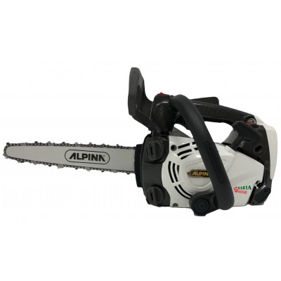 ALPINA CHAINSAW FOR PRUNING AC 27 TC CC. 26.9 CARVING BAR CM.