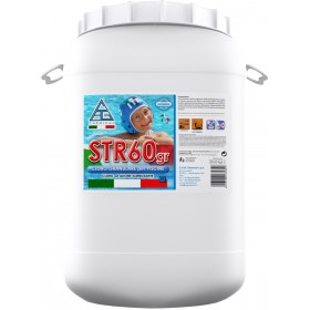 GRANULAR CHLORINE FOR POOLS KG. 25