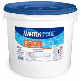 CHLORINE POWDER FOR SWIMMING POOLS KG. 10