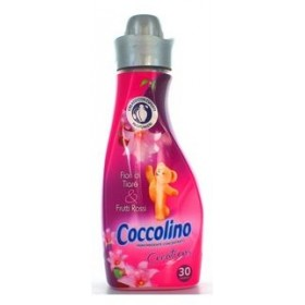 COCCOLINO CONCENTRATO 30 WASHES OF TIARE FLOWERS & RED FRUITS MINI SOFTENER