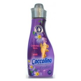 COCCOLINO CONCENTRATO 30 WASHES PURPLE ORCHID & BLUEBERRIES SOFTENER MINI