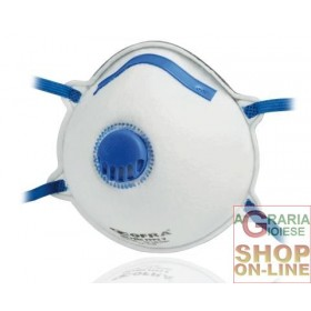 COFRA PROTECTIVE MASK FFP2 WITH VALVE M010-K021