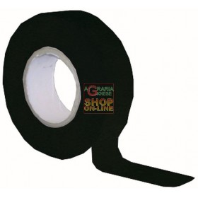 NASTRO ISOLANTE NERO MM. 50 X 25 MT.