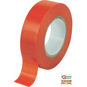 RED INSULATING TAPE MM. 19 (MT. 25)