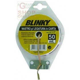 NASTRO PER LEGATURA IN CARTA CON DISPENSER MT. 50
