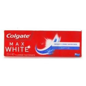 COLGATE MAX WHITE OPTIC DA VIAGGIO ML. 25