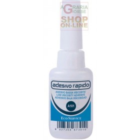 A101 FAST ADHESIVE GLUE WITH LOW VISCOSITY GR. 20