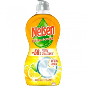 NELSEN PLATES EXTRA POWER CONCENTRATED LEMON 500 ML
