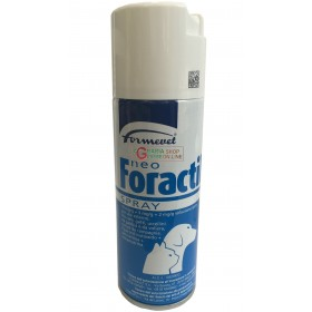 NEO-FORACTIL PESTICIDE INSECTICIDE ACARICIDE SPRAY DOGS AND CATS ML. 200