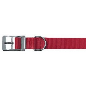 COLLAR FOR DOGS CLUB PERFORATED 15 27 IN NYLON