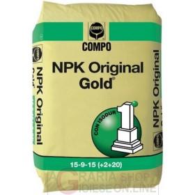 NITROPHOSKA COMPO NPK ORIGINAL GOLD 15.10.15 (+2+20) KG. 25