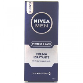 NIVEA FOR MEN MOISTURIZING FACE CREAM ALOE VERA ml. 75
