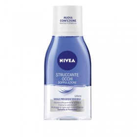 NIVEA FACE DOUBLE ACTION EYE MAKE-UP REMOVER 125 ML