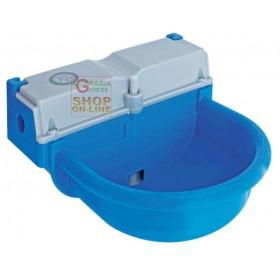 NOVITAL AUTOMATIC WALL-MOUNTED DRINKER SYSTEM PLUS BLUE LT. 4