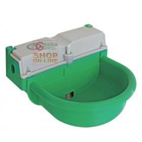 NOVITAL AUTOMATIC WALL-MOUNTED DRINKER SYSTEM PREMIUM GREEN LT. 4