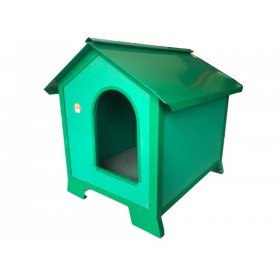 NOVITAL PAINTED KENNEL FOR DOGS POLAR mis. 1 CM. 30x39x40h.