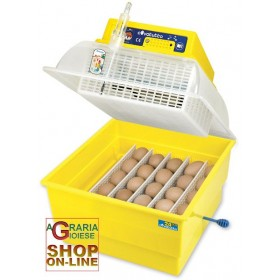NOVITAL COVATUTTO 24 ECO INCUBATOR FOR 24 HEN EGGS