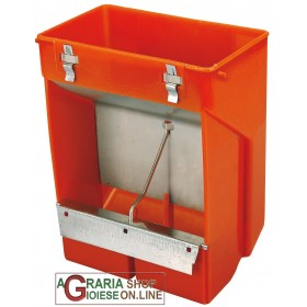 NOVITAL PLASTIC FEEDER FOR HOPPER RABBITS
