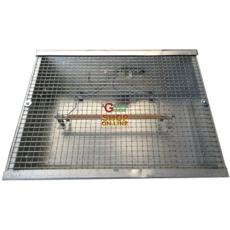 Incubatrici incubatrice incubatrice novital girauova for Lampada infrarossi riscaldamento pulcini