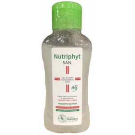NUTRIPHYT SAN GEL SANITIZING DISINFECTANT ML. 120