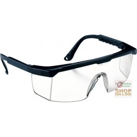 GLASSES WITH TEMPLATES CLEAR LENSES IN POLYCARBONATE