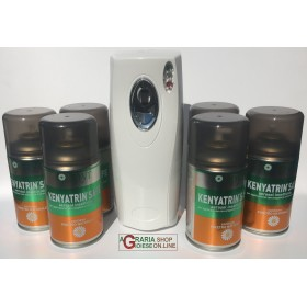 OFFER COPYR MATIC AUTOMATIC WITH 6 BOTTLES INSECTICIDE KENIATRIN