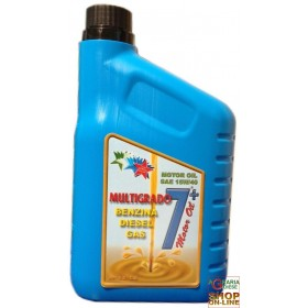 15W40 OIL FOR DIESEL PETROL ENGINE AND GAS LT. 1