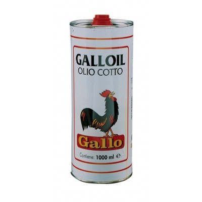 COTTO GALLO LINSEED OIL LT. 1