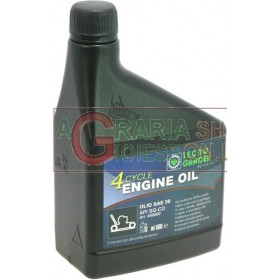 FOUR STROKE HD LAWN MOWER OIL 30 ML. 600