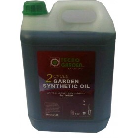 2 STROKE SYNTHETIC OIL LT. 5 TECNOGARDEN